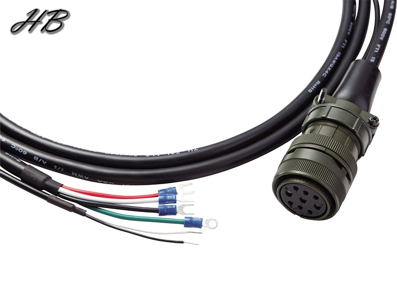 ASD-CAPW230X Military Motor Power Cable(Within Break)